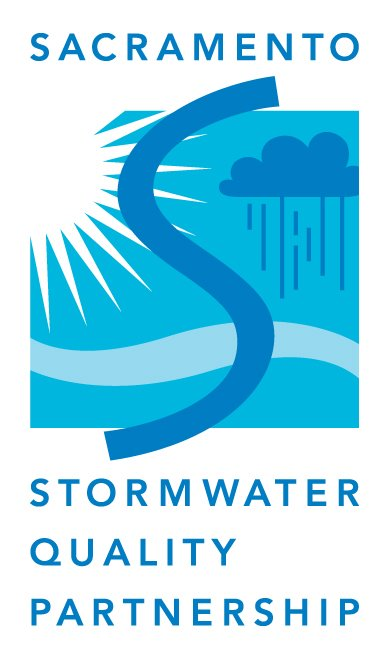 Sacramento Stormwater Quality Partnership logo